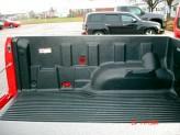 Вкладыш в кузов Volkswagen Amarok для двойной кабины с заходом на борта, изображение 2