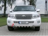 Решетка для Toyota Landcruiser 200