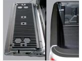 Вкладыш в кузов для Mitsubishi L200 пластиковая для двойной кабины на борта (для Lomg-длинная база 152,4 см с 2014-2015 г.), изображение 4