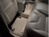 Коврики WEATHERTECH для Volvo XC-60 задние, цвет бежевый