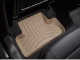 Коврики WEATHERTECH для Audi Q5 задние, цвет бежевый