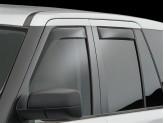 Дефлекторы боковых окон WEATHERTECH для Range Rover Sport 4 части, темные 2006-2010 г.