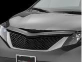 Дефлектор капота WEATHERTECH для Toyota Sienna, темный