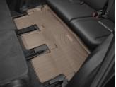 Коврики WEATHERTECH для Toyota Highlander 3-ий ряд, цвет бежевый