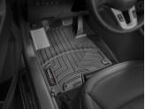Коврики WEATHERTECH для Kia Sportage передние, цвет черный