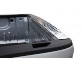 Алюминиевая накладка на  задний борт ** 2007-2013 г.
