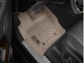 Коврики WEATHERTECH для Range Rover VOGUE передние, цвет бежевый