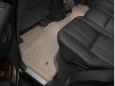Коврики WEATHERTECH для  Range Rover VOGUE задние, цвет бежевый