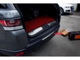 Хромированная накладка для Range Rover Sport на задний бампер