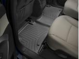 Коврики WEATHERTECH для Hyundai SANTA FE GRAND задние, цвет черный