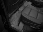 Коврики WEATHERTECH для Chevrolet Tahoe 2-ой ряд, цвет черный, подходят для Bench Seating и для Bucket Seating
