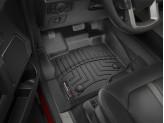 Коврики WEATHERTECH для Ford F150 передние, цвет черный для Crew Cab