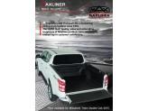 Вкладыш в кузов пластиковая (с заходом на борта) для двойной кабины., изображение 2