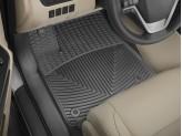 Коврики WEATHERTECH для Toyota Highlander резиновые, цвет черный