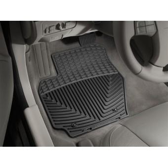 Коврики WEATHERTECH для Volvo XC-60, резиновые, черные (можно заказать серые и бежевые)