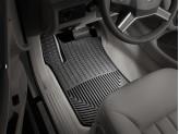 Коврики WEATHERTECH для Mercedes-Benz R Class резиновые, цвет черный