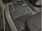 Коврики WEATHERTECH для Mercedes-Benz M-class W166 резиновые, цвет черный