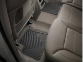 Коврики WEATHERTECH для Mercedes-Benz GL/GLS резиновые, цвет черный (1-ый и 2-ой ряд), изображение 2