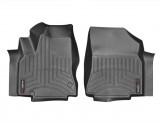 Коврики WEATHERTECH для Peugeot Partner передние,цвет черный