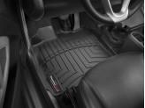 Коврики WEATHERTECH для Mercedes-Benz Smart, цвет черный