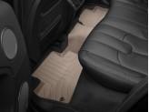 Коврики WEATHERTECH для Range Rover Evogue задние, цвет бежевый