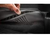 """Коврики Husky liners для Cadillac SRX резиновые """"Heavy Duty"""" в салон передние, цвет серый, изображение 7"""