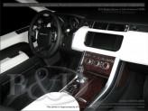 Декор салона Rover Range Rover Sport