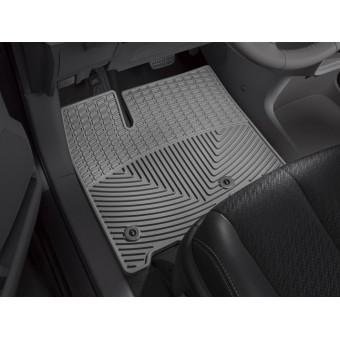 Коврики WEATHERTECH для Toyota Sienna резиновые 1-ый, 2-ой и 3-ий ряд, цвет серый (для 7-ми и 8-ми местного) 2013-2017 г.