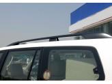Рейлинги крыши продольные OE-Style, цвет черный