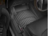 Коврики WEATHERTECH для Nissan Patrol Y62  передние, цвет черный