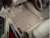 Коврики WEATHERTECH для Cadillac SRX передние, цвет бежевый