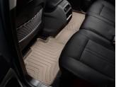 Коврики WEATHERTECH для Cadillac SRX задние, цвет бежевый