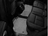 Коврики WEATHERTECH для Porsche Cayenne задние, цвет черный,для мод. с 2011 г.