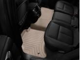 Коврики WEATHERTECH для Volkswagen Touareg задние, цвет бежевый
