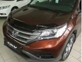 Дефлектор капота SIM для Honda CR-V, темный 2011-2014 г.