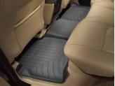 Коврики WEATHERTECH для Land Rover Discovery-3 задние, цвет черный
