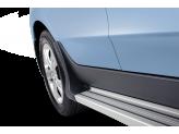 Подножки для Hyundai Santa-Fe
