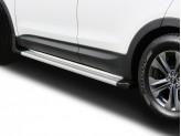 Подножки для Ford Ranger T6