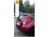 Спойлер задней двери на Nissan Terrano (устанавливается без сверления,на 4 кронштейна), изображение 7