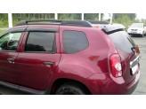 Спойлер задней двери на Nissan Terrano (устанавливается без сверления,на 4 кронштейна), изображение 2