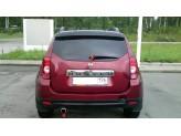 Спойлер задней двери на Nissan Terrano (устанавливается без сверления,на 4 кронштейна), изображение 6