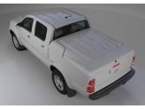 Крышка кузова для Double Cab, цвет белый