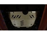 Алюминиевая защита картера двигателя и кпп  для V-2.5hib