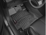 Коврики WEATHERTECH для Toyota Venza передние, цвет черный, для мод. с 2013 г.