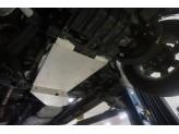 Алюминиевая защита АКПП+РК для V-2.8TD