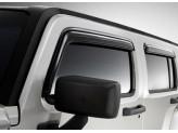 Дефлекторы боковых окон GM для Hummer H3