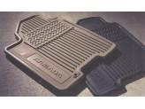 """Коврики в салон для Infiniti QX56, резиновые, цвет черный, с логотипом """"ARMADA"""""""