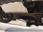 Защита рулевых тяг 4мм