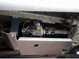 Защита раздаточной коробки 4 мм