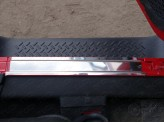 Хромированные накладки для Jeep Wrangler на пороги, для 3D/5D V-3,6 с 2014 г.-